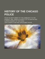 History of the Chicago Police