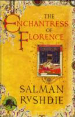 Cover image for The Enchantress of Florence