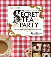 Ms Marmite Lover's Secret Tea Party