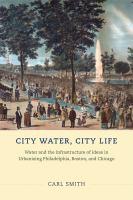 City Water, City Life