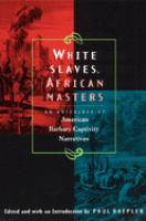White Slaves, African Masters