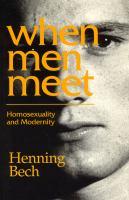 When Men Meet