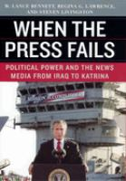 When The Press Fails