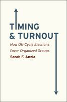 Timing and Turnout