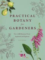 Practical Botany for Gardeners