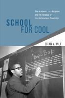 School for Cool