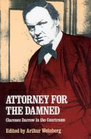 Attorney for the Damned