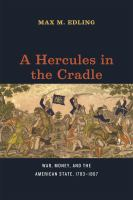 A Hercules in the Cradle