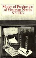 Modes of Production of Victorian Novels