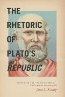 The Rhetoric of Plato's Republic