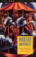 The Modern Movement