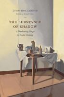 The Substance of Shadow