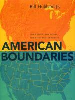 American Boundaries