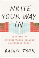 Write your Way in