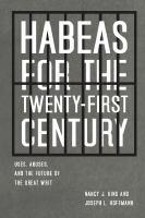 Habeas for the Twenty-first Century