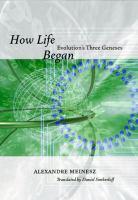 How Life Began