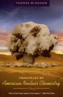 Principles of American Nuclear Chemistry