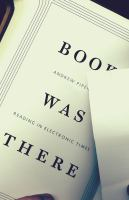 Book Was There