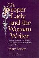 The Proper Lady and the Woman Writer