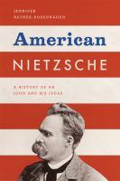 American Nietzsche