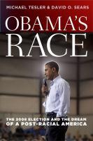 Obama's Race
