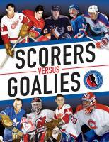 Scorers Versus Goalies