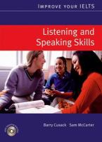 Improve your IELTS Listening & Speaking Skills