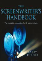 The Screenwriter's Handbook