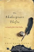 The Shakespeare Thefts