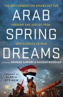 Arab Spring Dreams
