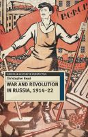 War and Revolution in Russia, 1914-22
