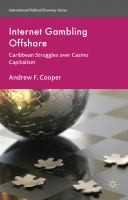 Internet Gambling Offshore
