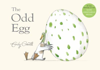 "Book Cover - The Odd Egg"" title=""View this item in the library catalogue"