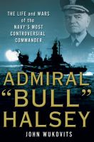 "Admiral ""Bull"" Halsey"