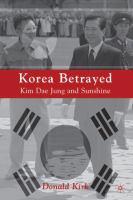 Korea Betrayed