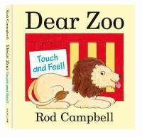 Dear Zoo Touch and Feel!