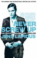 Never Screw up