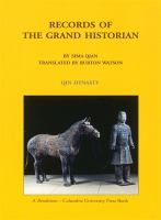 Records of the Grand Historian