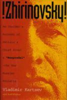 !Zhirinovsky!