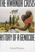 The Rwanda Crisis