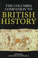 The Columbia Companion To British History