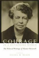 Courage in A Dangerous World