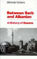 Between Serb and Albanian