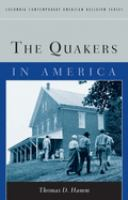 The Quakers in America