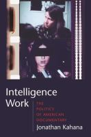 Intelligence Work