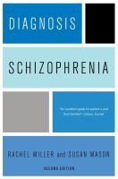 Diagnosis: Schizophrenia