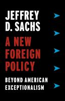 A New Foreign Policy