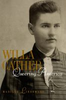 Willa Cather, Queering America