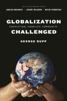 Globalization Challenged