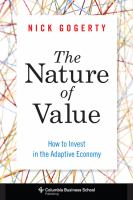 The Nature of Value